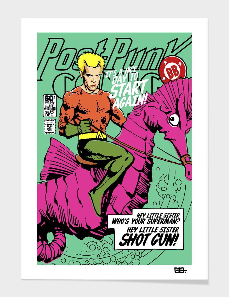 Post-Punk Heroes | Aqua