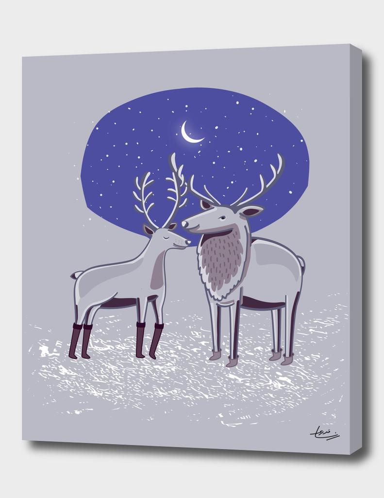 Mr&Mrs Deer