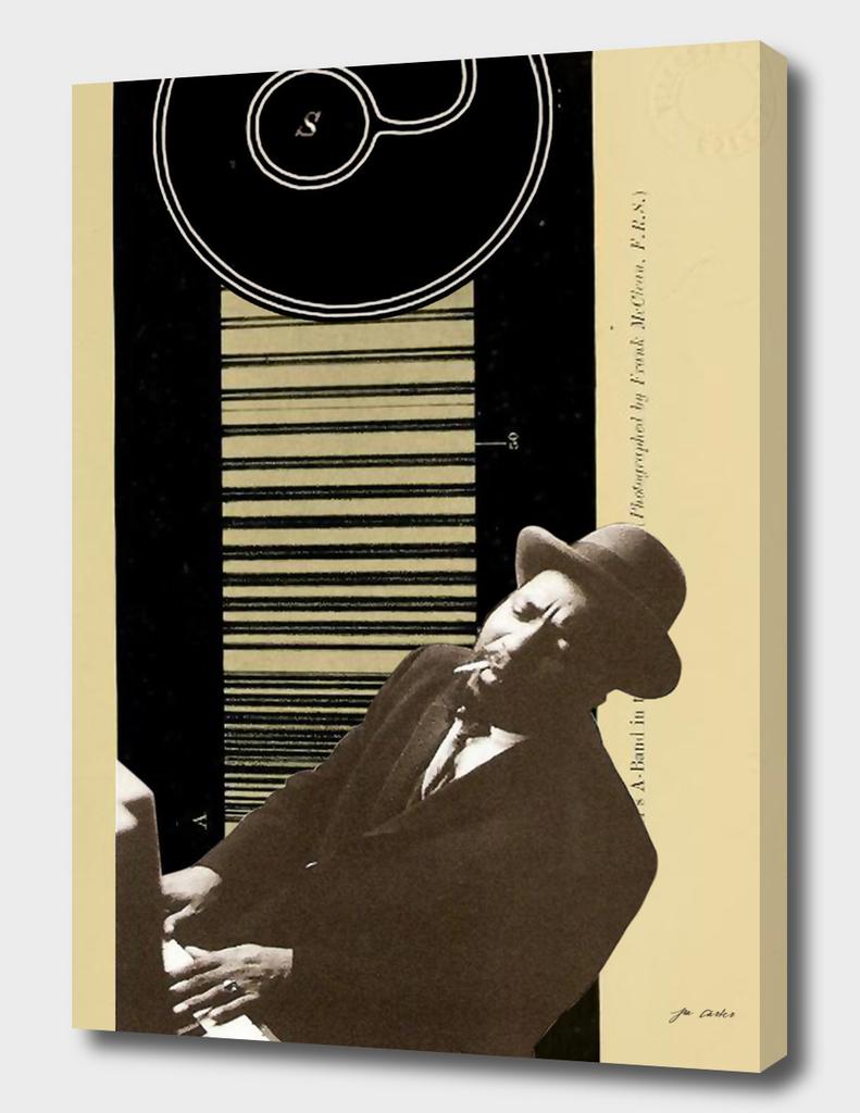 SPHERE (Portrait of Thelonious Monk)