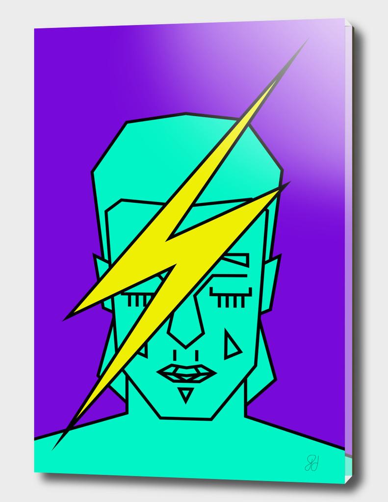 Ziggy Stardust variation