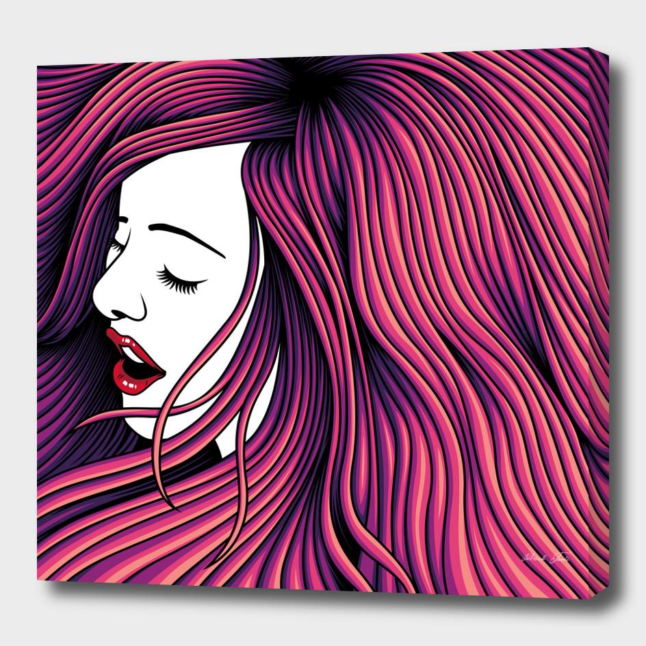 Chroma Flow - Grape