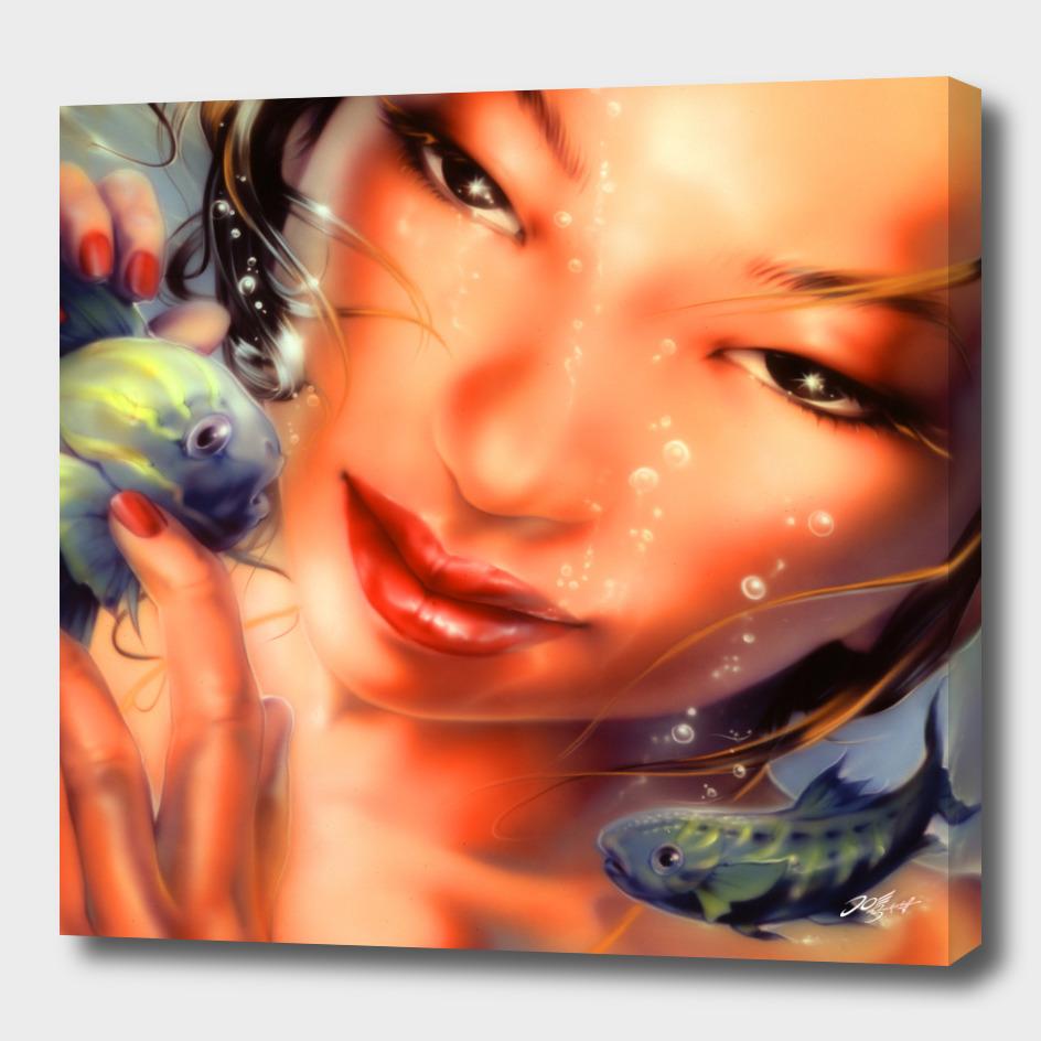 Asian Meermaid