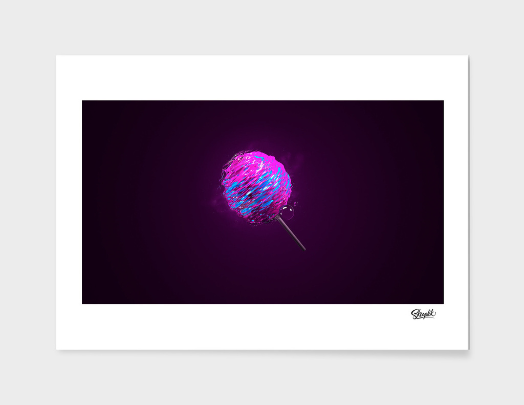 Intergalactic Lollipop