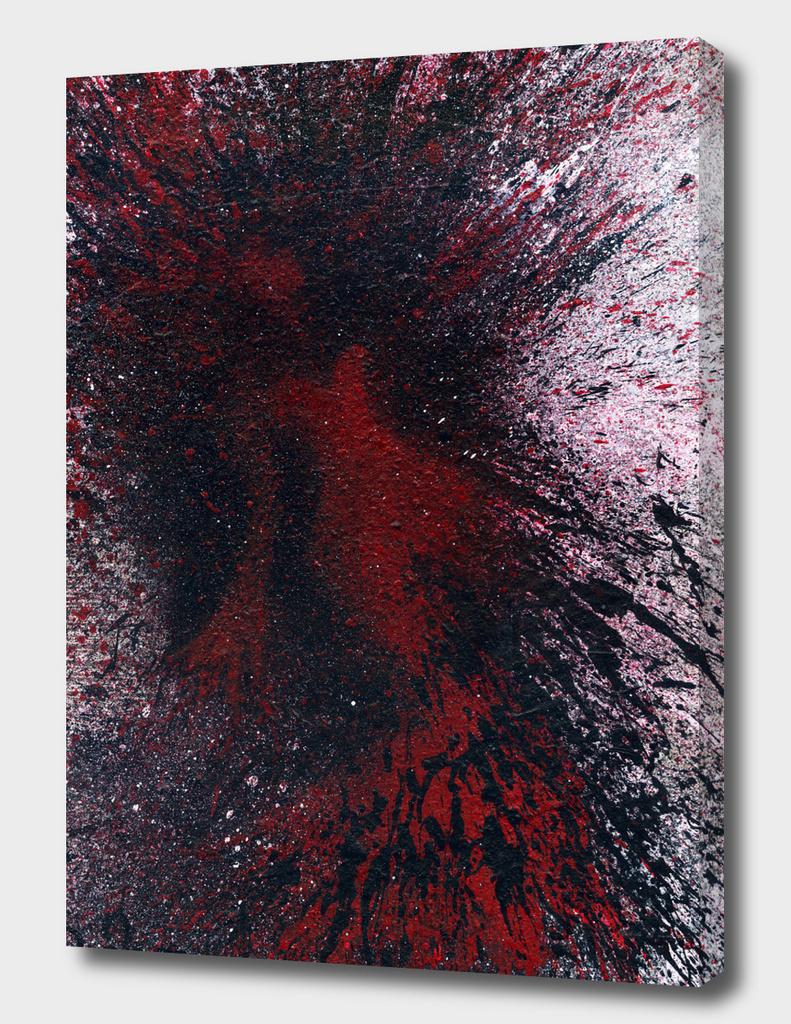 Bailaora | Paintings on Bills 104