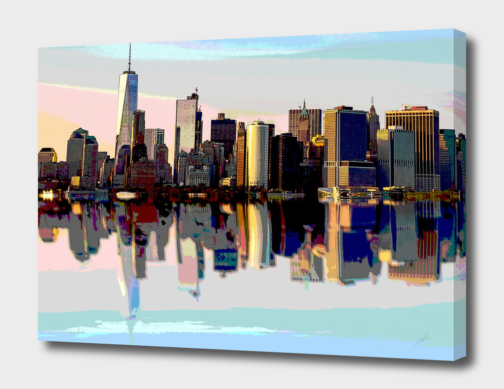 Reflecting on New York