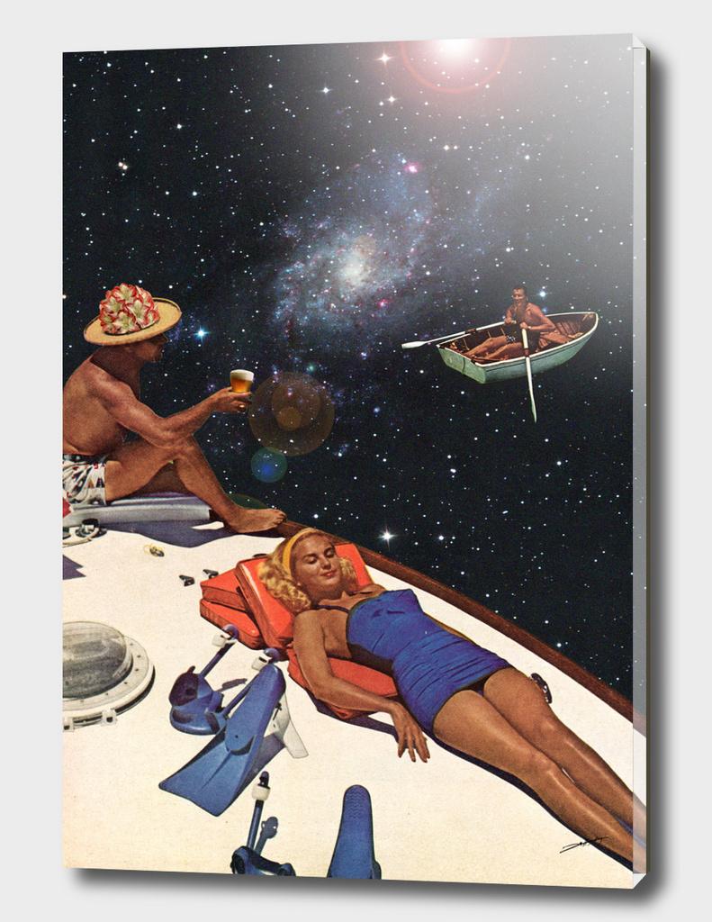 Galactic Vacation