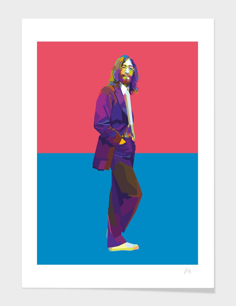 """WPAP - John Lennon """" The Beatles '"""