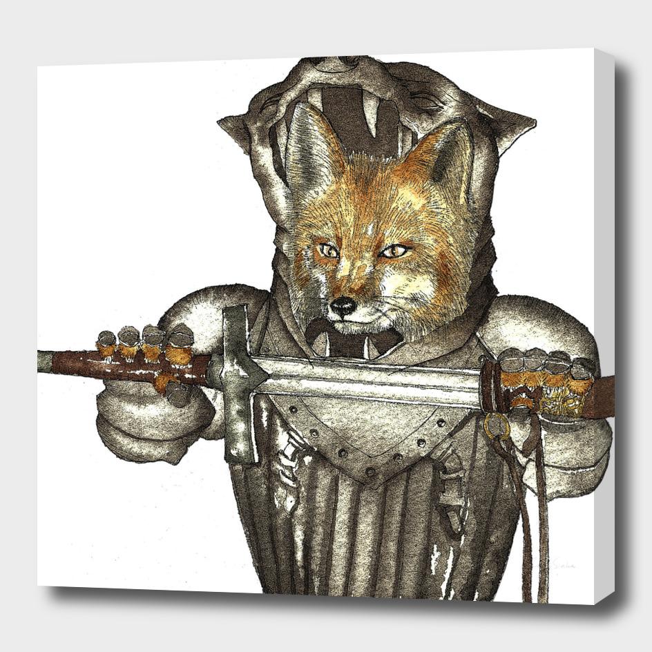 Fox Warrior