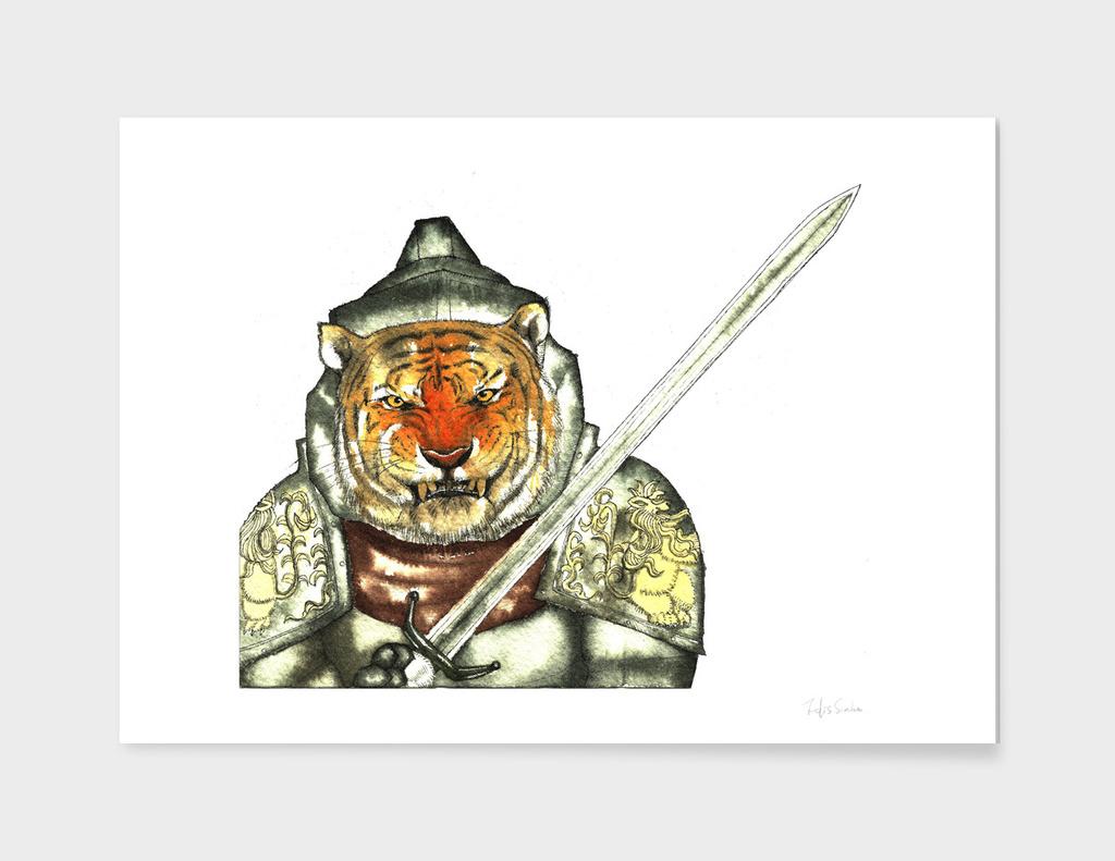 Warrior Tiger