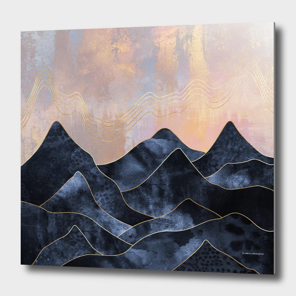 Mountainscape