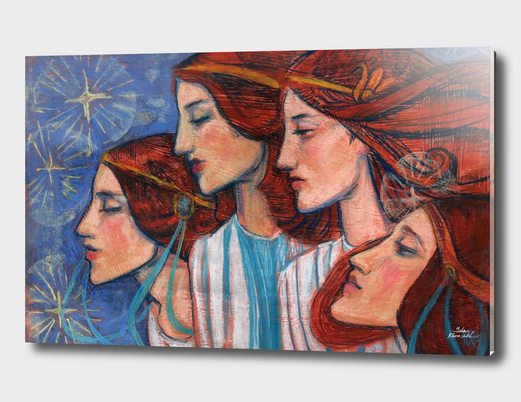 Tribute to Art Nouveau