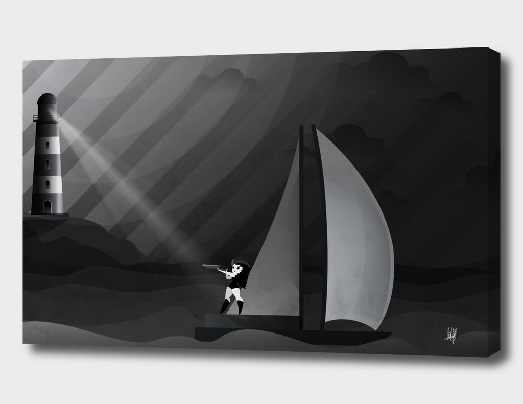 QueenB-Sailor