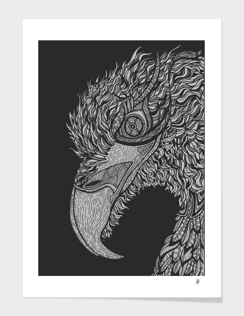 Eagle - Charcoal