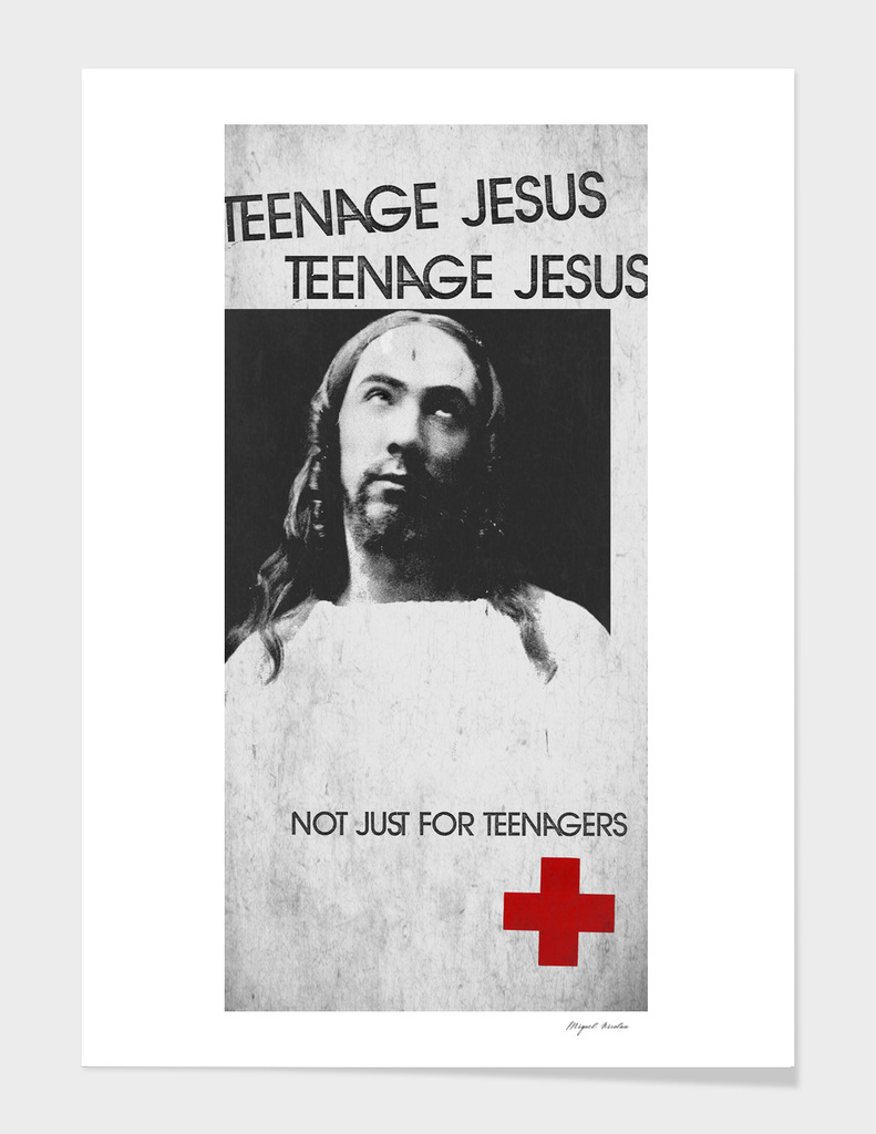 Teenage Jesus