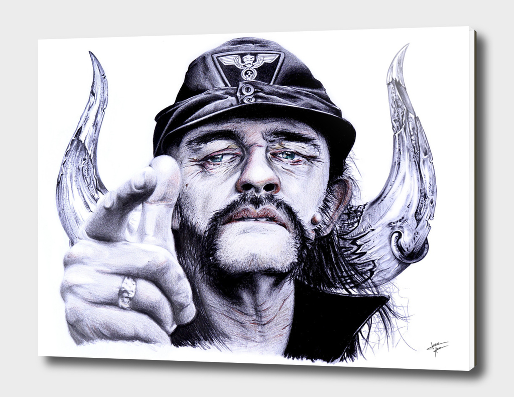 Born to Lose, Lived To Win (A Farewell to Lemmy Kilmister).