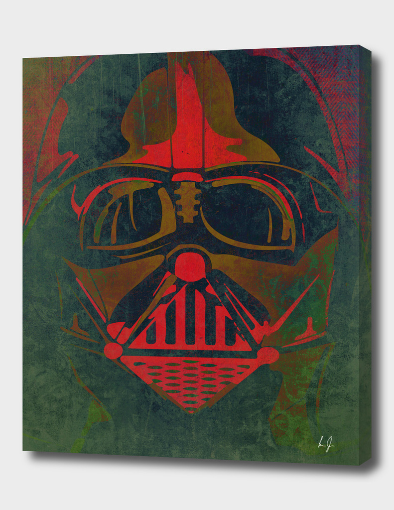 Vader Style Red