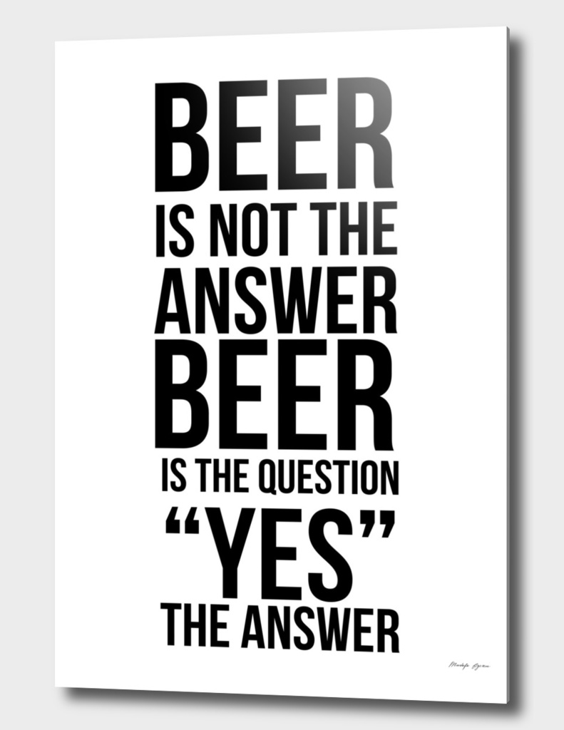 Yes the answer