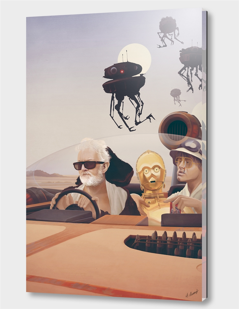 Fear and Loathing on Tatooine