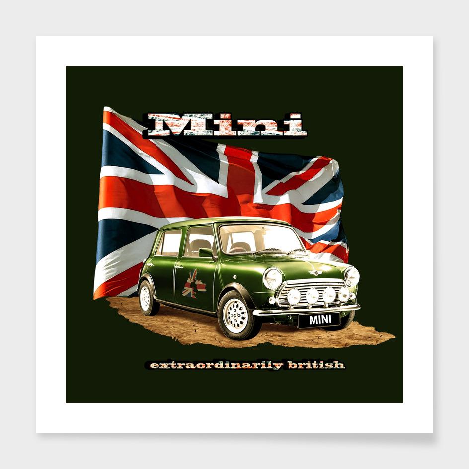 Mini ...extraordinarily british
