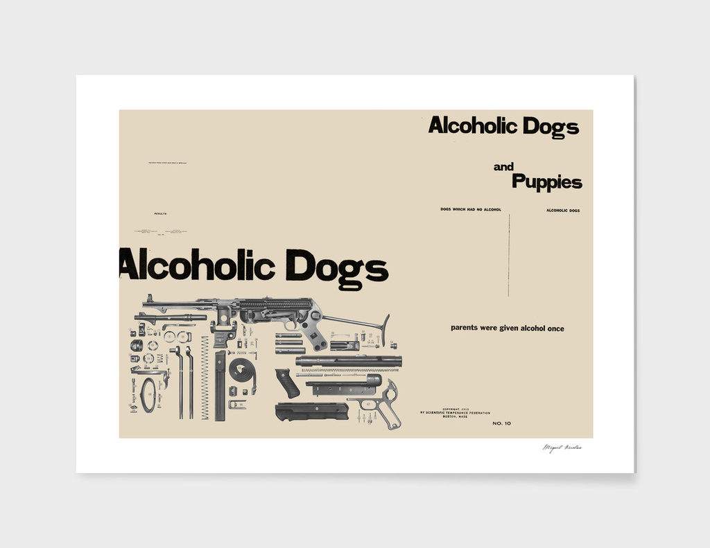 Alcoholic Dogs