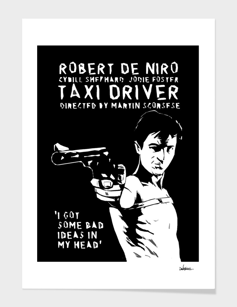 Taxi Driver - Travis Says (version)