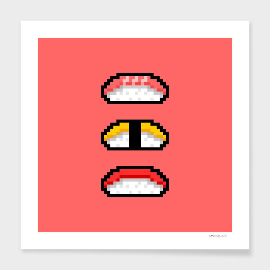 Pixel Nigiri Sushi
