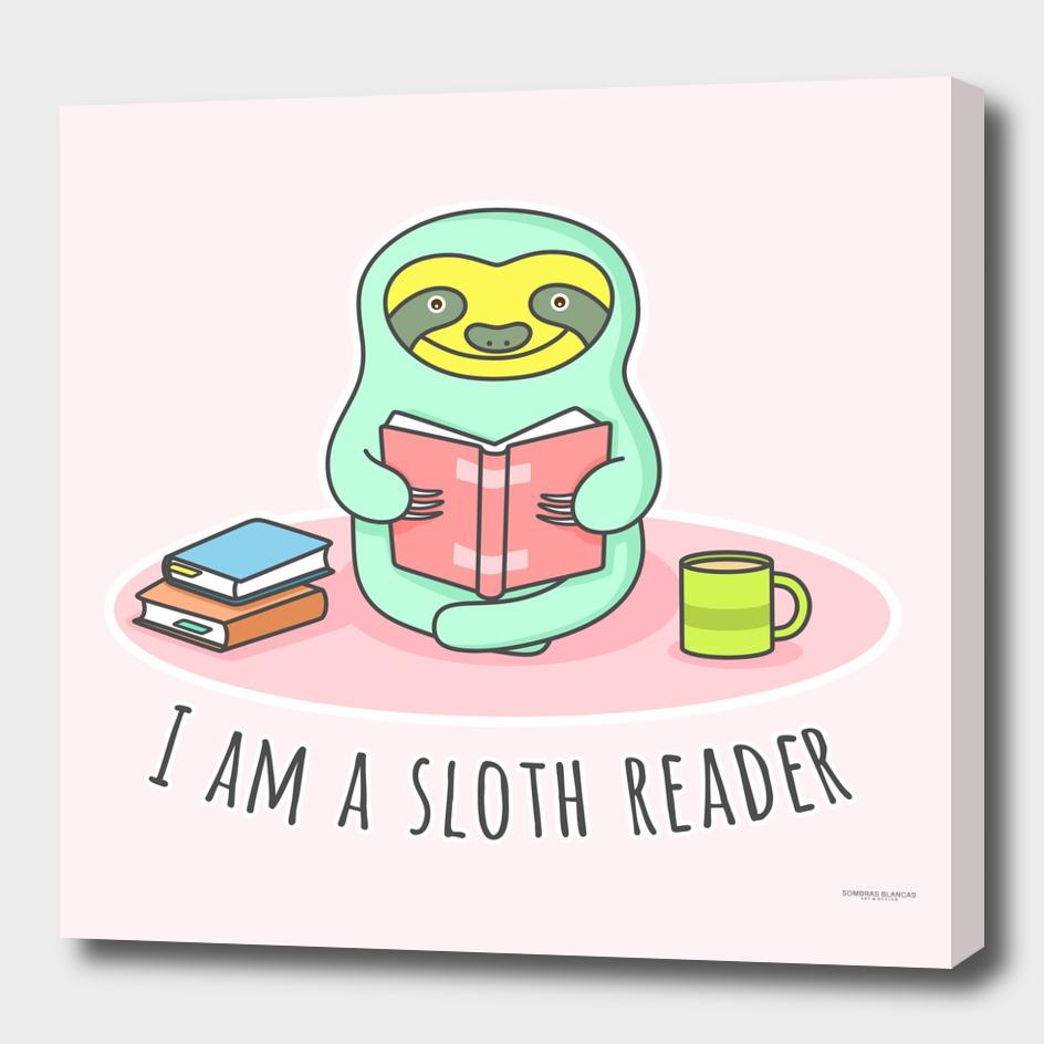 Reading Sloth