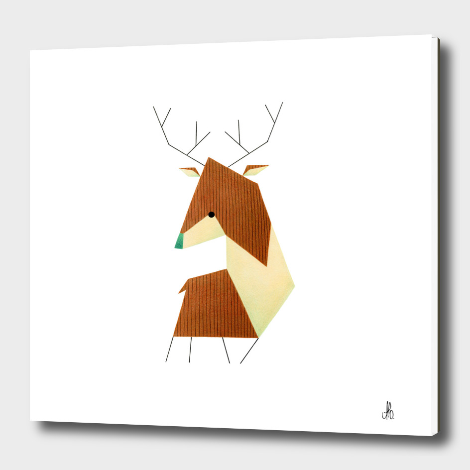Deer #01