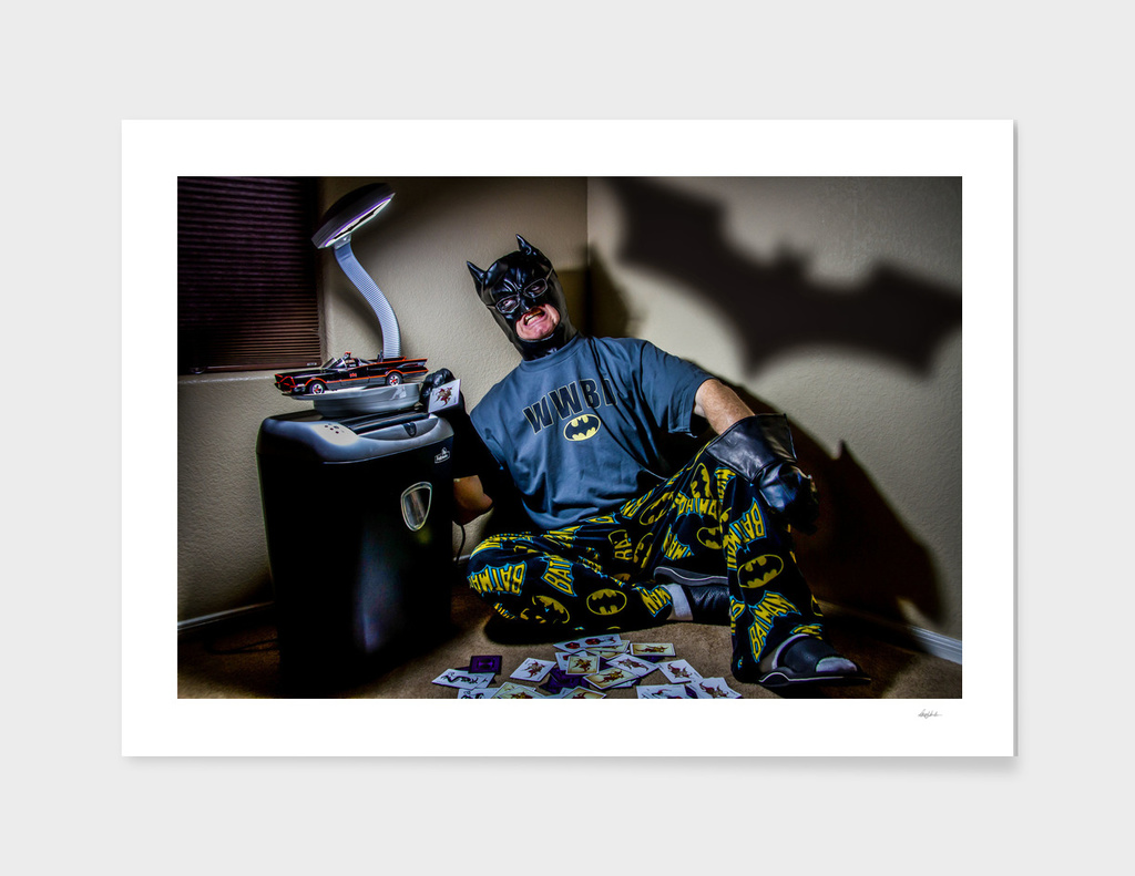 Batman Retired