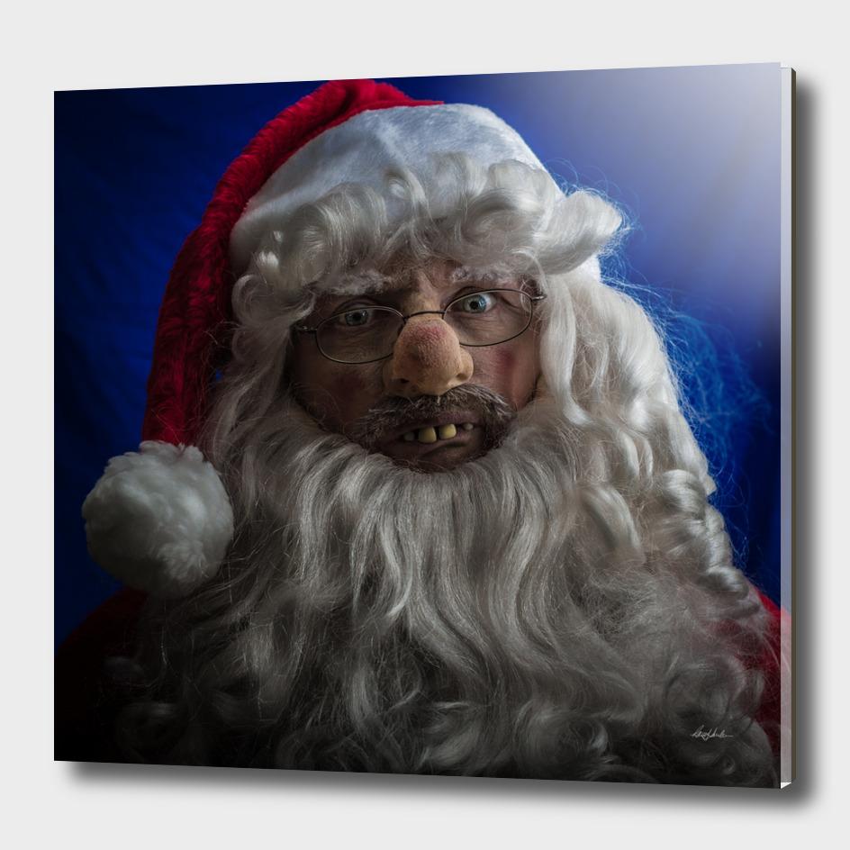 Redneck Santa