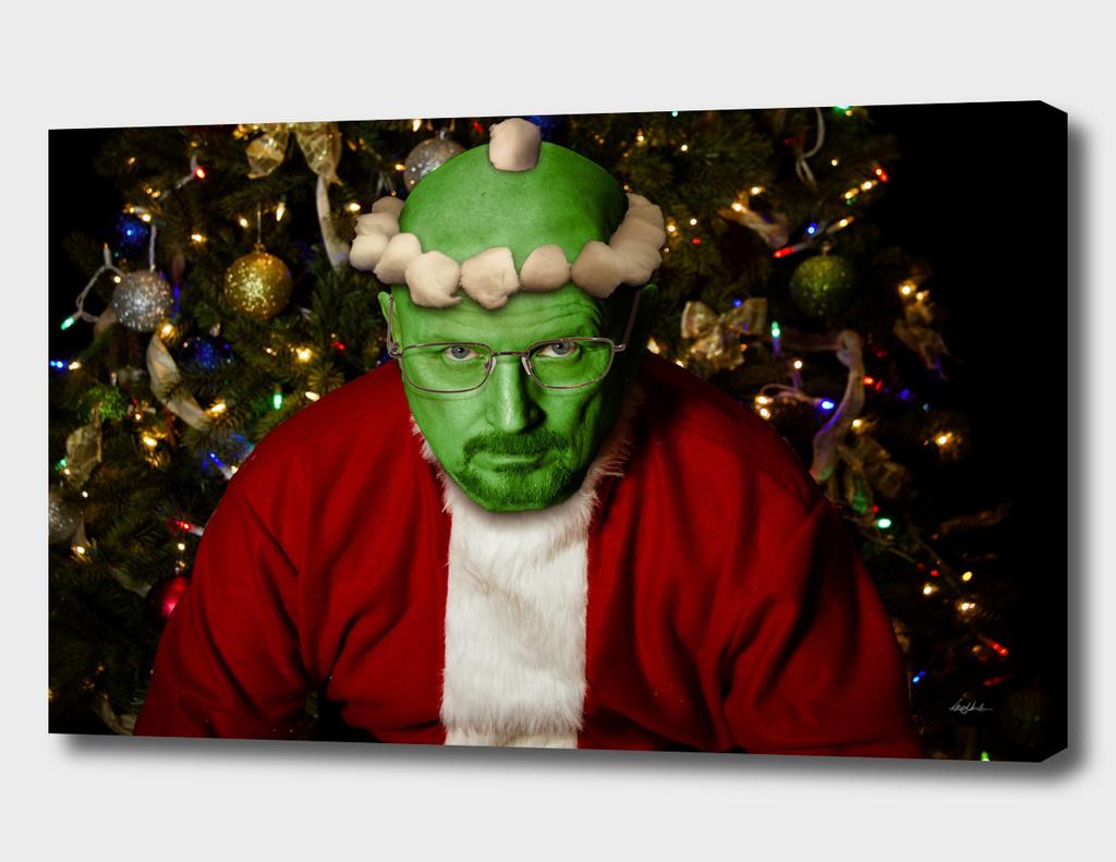 Breaking Bad Santa