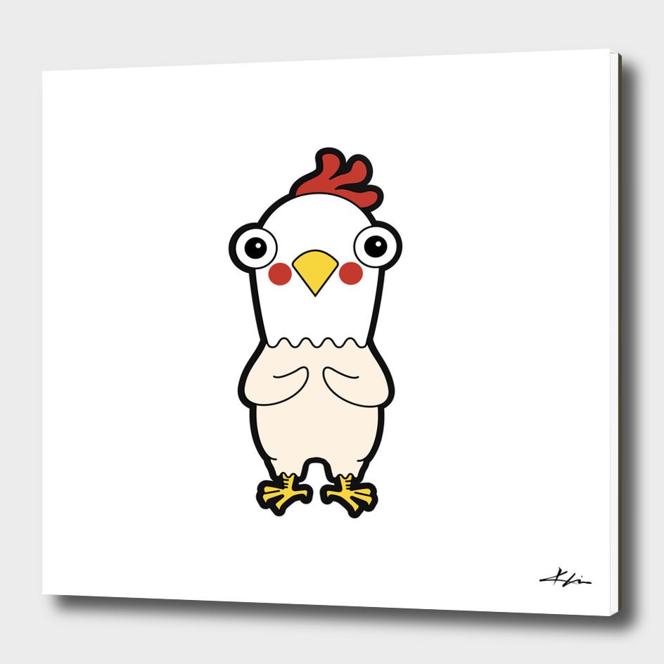 Chicken - Nude I