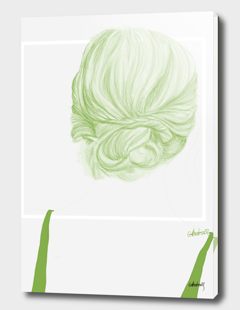 Pantone color of the year hair