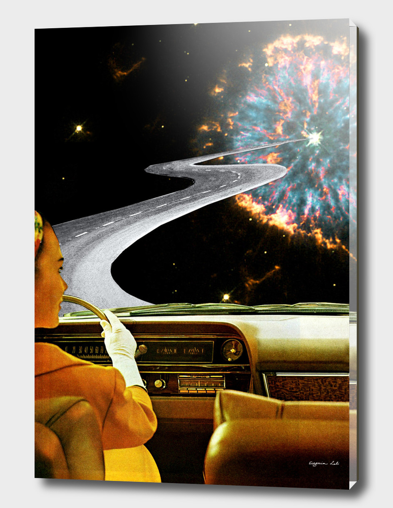 On the Road to the Akashic Library