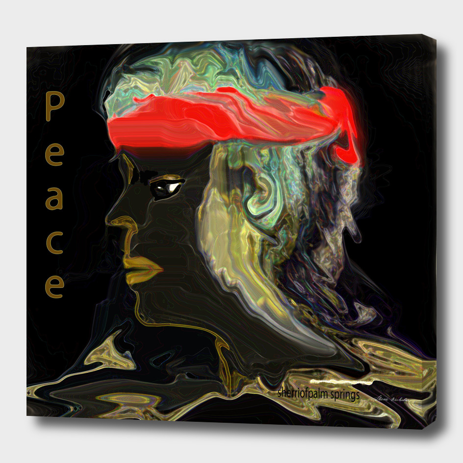 The Man Of Peace