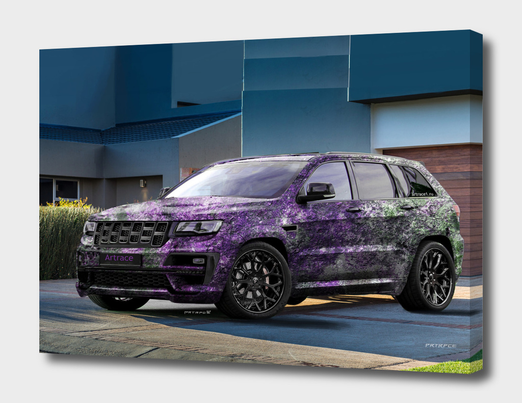 Jeep Cherokee SRT Artrace body-kit