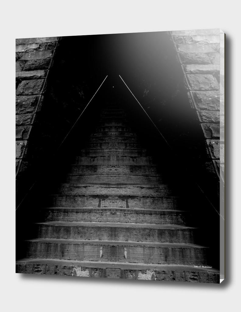 Exorcist Steps