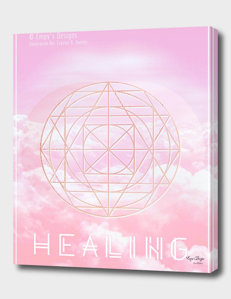 Geometric Healing Circle