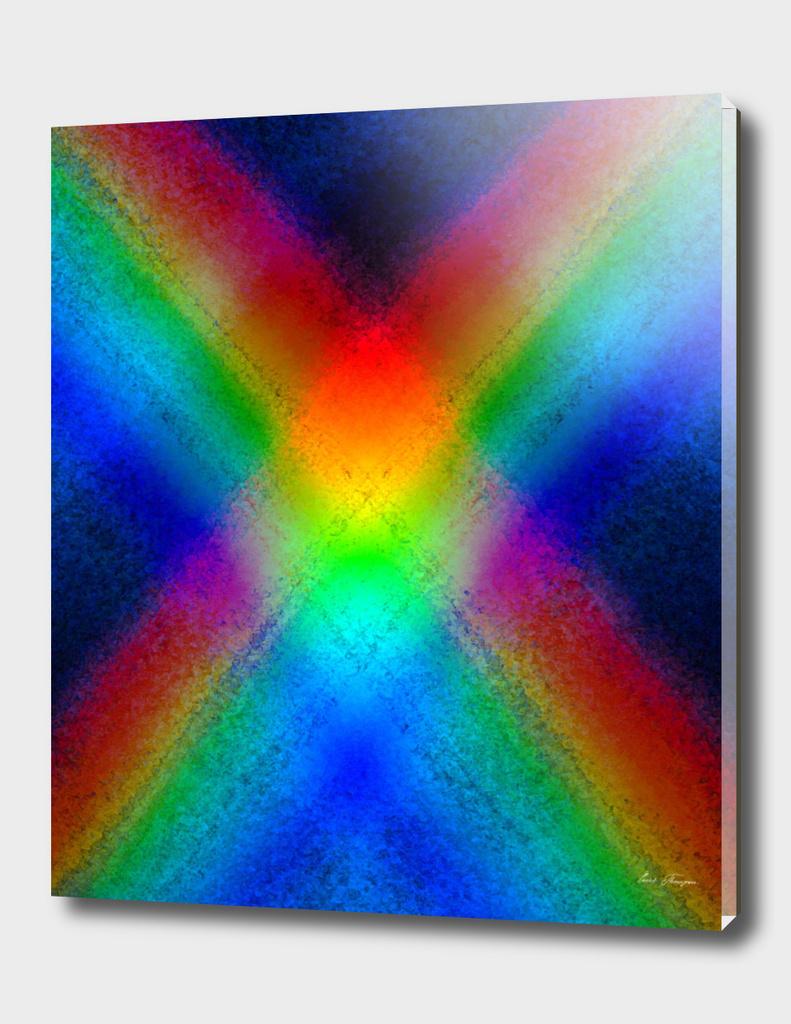 Crossing rainbows