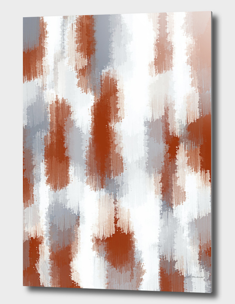 brown and grey painting abstract
