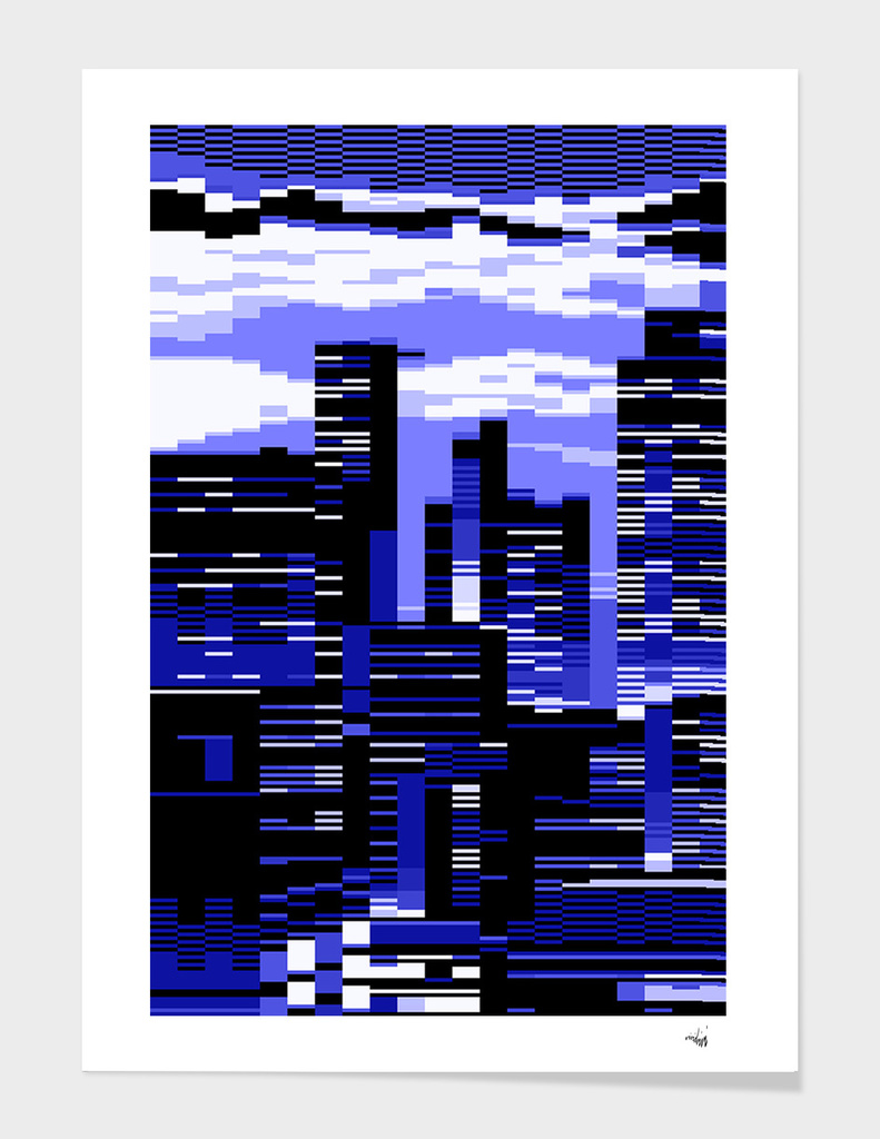pxl cityscape