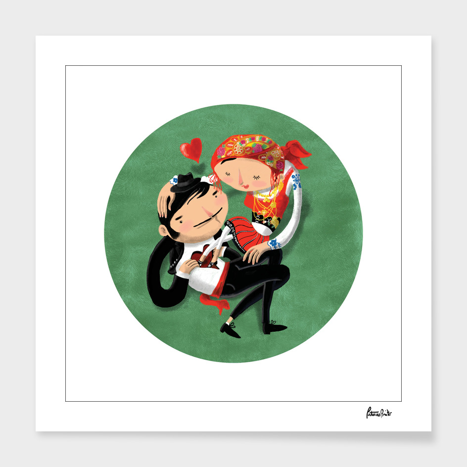 Manel e Maria