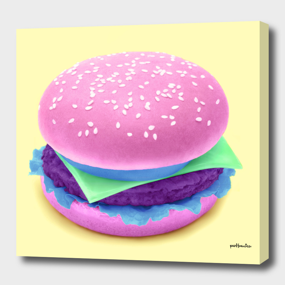 COLOR BURGER