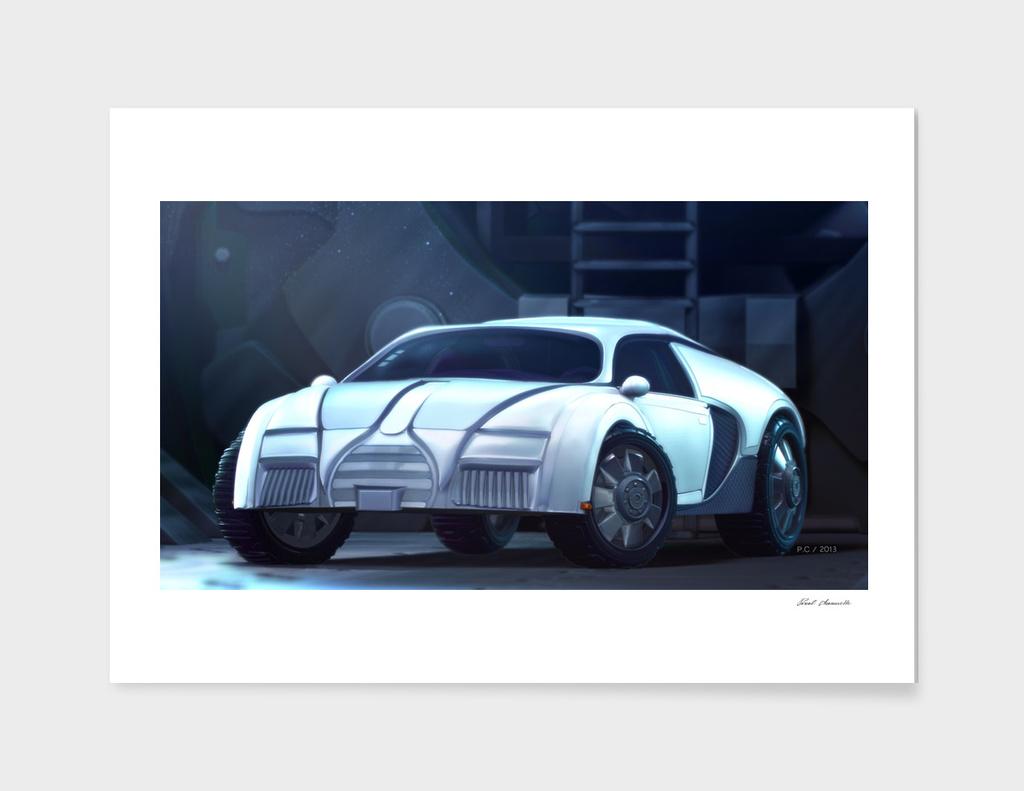 Sci/Fi Car