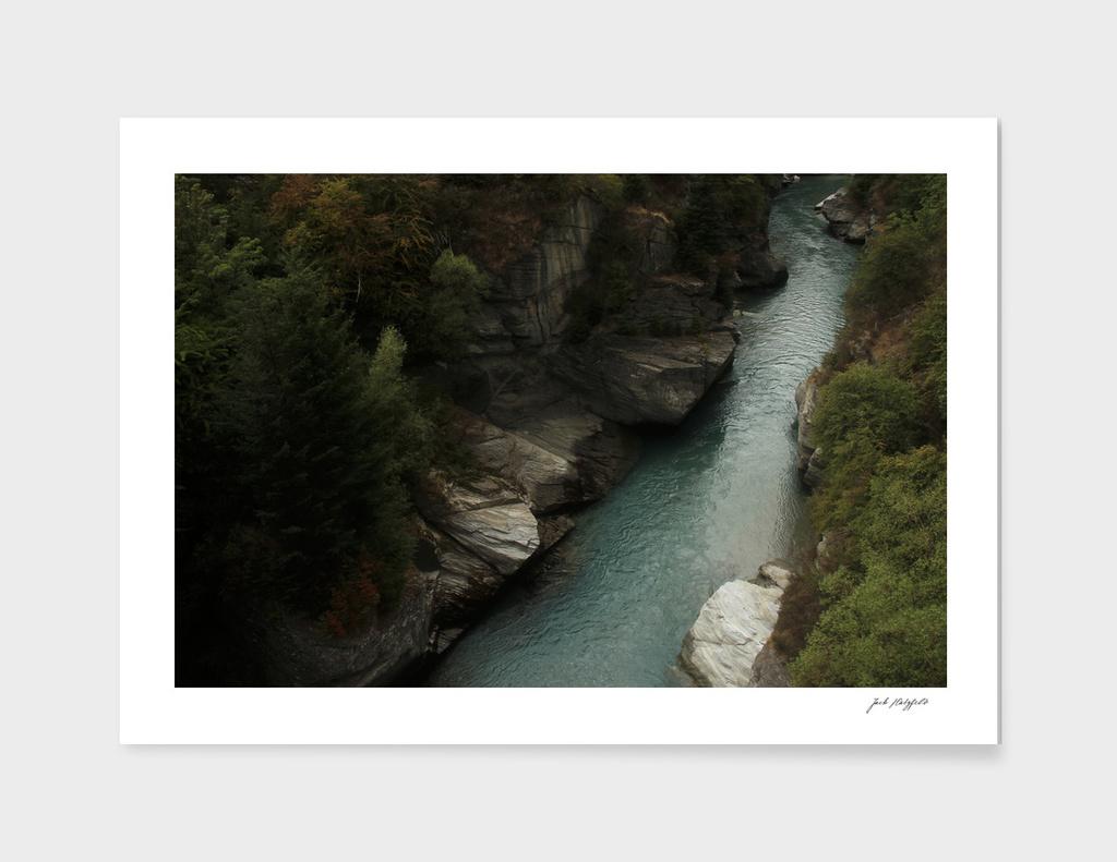 Queenstown River