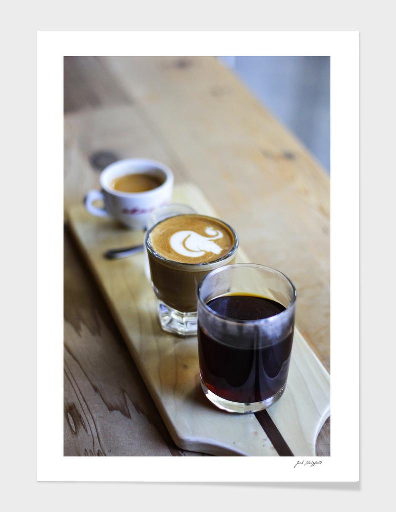 Coffee Flight