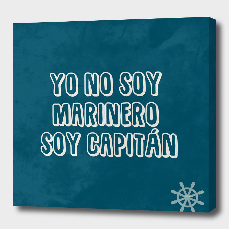 Yo no soy marinero