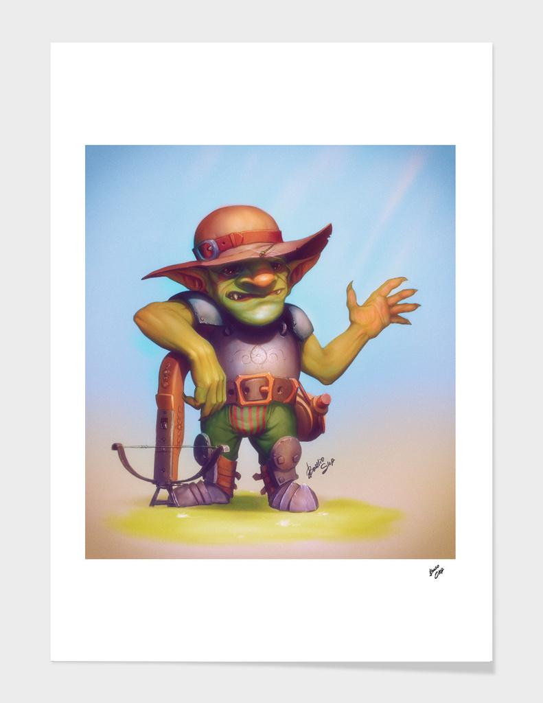Goblin Arbalester