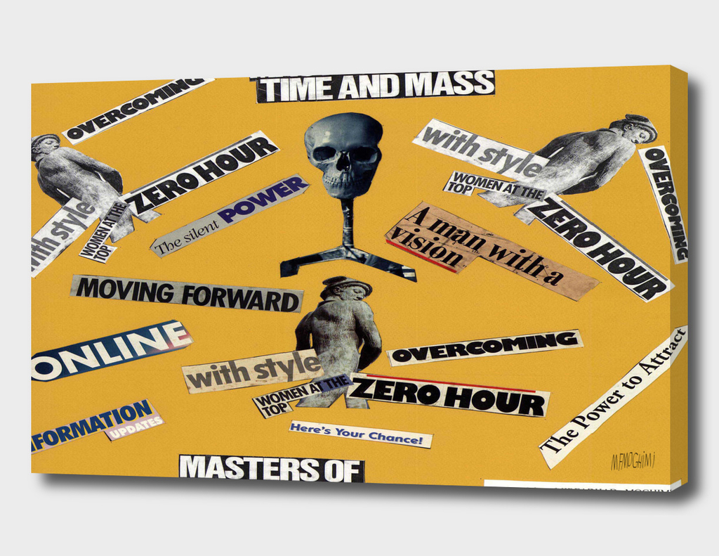 Masters of Time & Mass