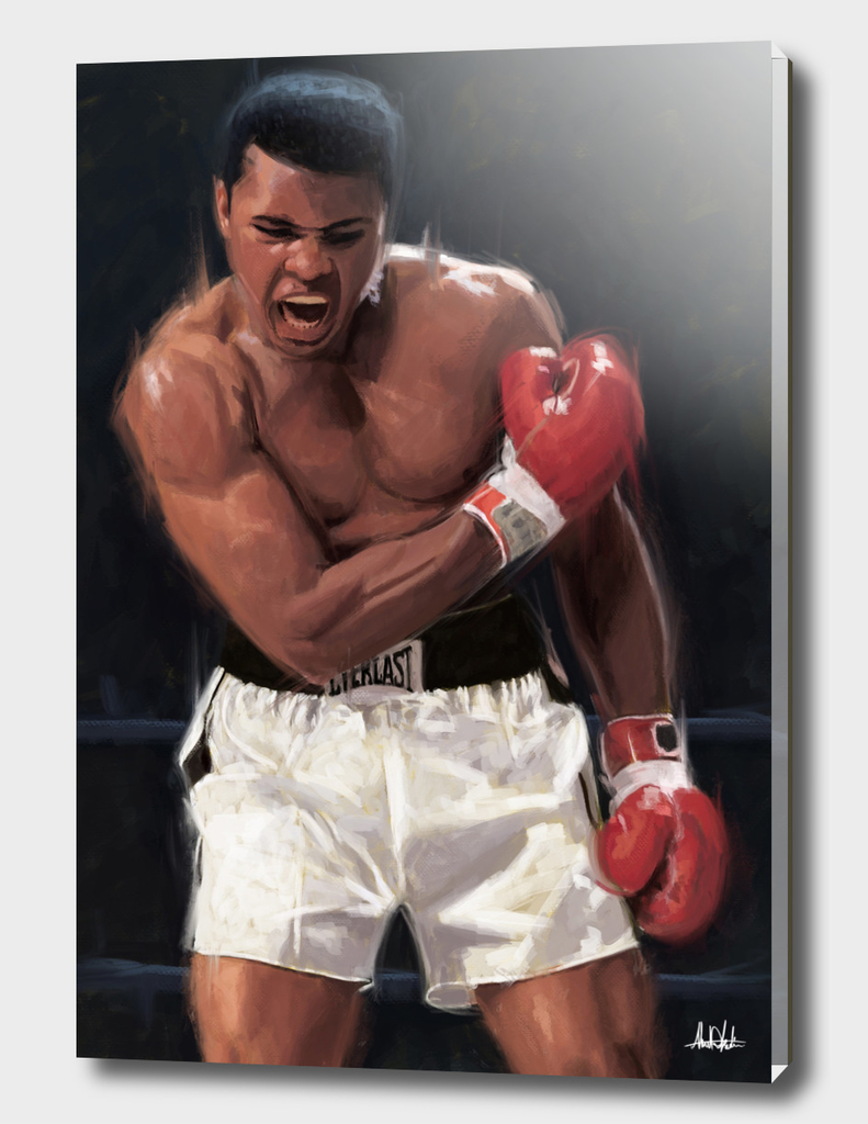 The Greatest Boxer